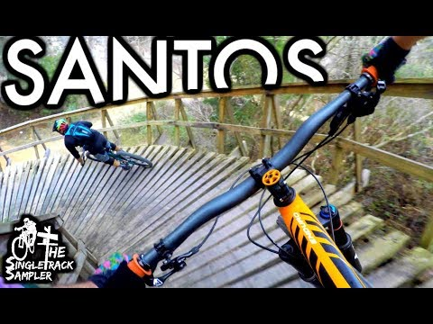 Xxx Mp4 First Ride Tour Of The Famous Santos MTB Trails And Vortex Pit In Ocala FL 3gp Sex