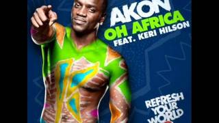 Akon Feat. Keri Hilson - Oh Africa ( VMC Rework 2011).