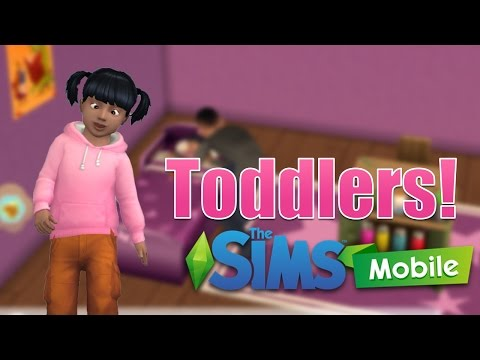 Xxx Mp4 Let S Play The Sims Mobile From Baby To Toddler Ep 7 IOS Gameplay 3gp Sex
