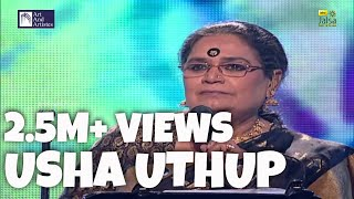 Rajasthani Folk Song | Usha Uthup | Engine Ki Seeti Mein Maro Mann | Idea Jalsa | Art and Artistes
