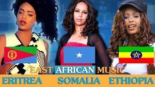 EAST AFRICAN MUSIC---- ERITREA---SOMALIA--- ETHIOPIA - PART 2