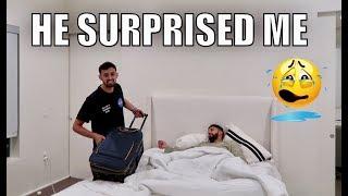 MY BEST FRIEND SURPRISED ME!! *EMOTIONAL*