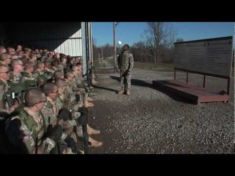 watch Straight From Basic Training - The U.S. Army