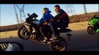 Moto algeria crazy