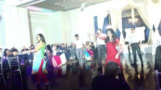 Pinga, Malhaari, & Imaginary Girl Wedding Dance