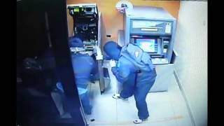 Fastest ATM Robbery Caught On CCTV [HD]