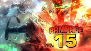 Dota 2 Rampage Vol. 15
