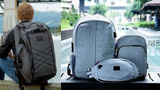 7 Best Travel Bags and Commuter Backpack (Anti Theft, Water Proof & Cut Proof) -  Backpack Bag #04