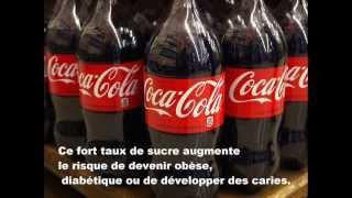 Pourquoi ne faut-il pas boire de Coca Cola ?