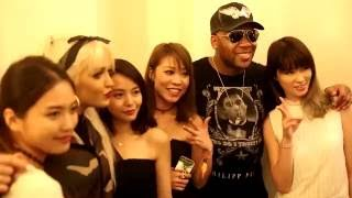 On The Road with Flo Rida-  China HD