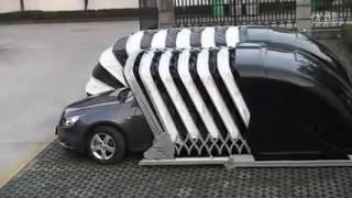 جراج متحرك لركن السيارة في أي مكان