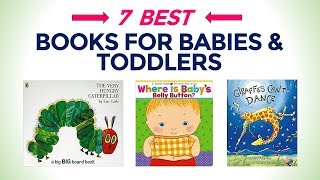 7 Best Board Books for Babies and Toddlers in India with Price (Age 0 months to 3 years old)