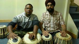 Tej Singh & Ryan Singh - Advanced  DeepChandi 14 Beats Teaching Session