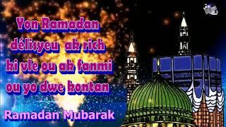 Haitian Creole Language Ramadan  Mubarak  Ramazan  Mubarak greetings Whatsapp download