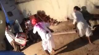 #Rajasthani #Dhol Thali #Deshi Dancer