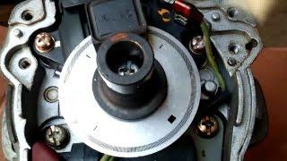 Distribuidor Nissan, no genera chispa, prueba de señales
