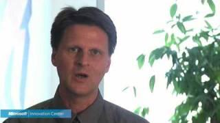 Vexcel Imaging Graz am Microsoft Innovation Day 2009