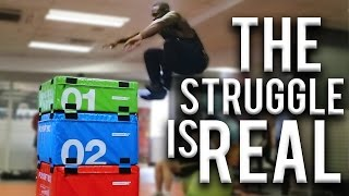 The Struggle is Real | PowerBulk Ep.6 | Gabriel Sey