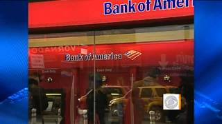 The Early Show - Jobs to be lost at Bank of America