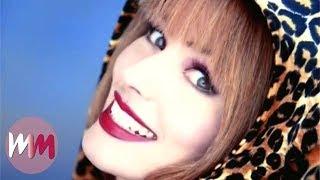 Top 10 Shania Twain Music Videos