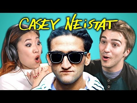 ADULTS REACT TO CASEY NEISTAT