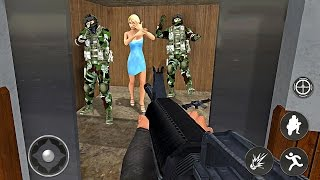 Modern Action Commando FPS (by Zaibi Games Studio) Android Gameplay [HD]