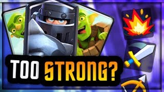 TOO STRONG!? Is OFFENSE Ruining CLASH ROYALE? Ft. KairosTime