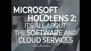 Microsoft HoloLens 2: It