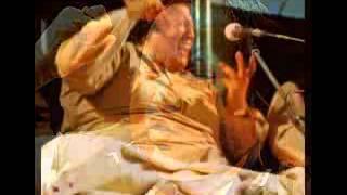 Nusrat Fateh Ali Khan   Khawaja Tum Hi Ho Part 1