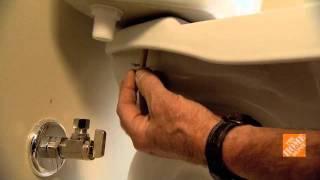 Cómo instalar un inodoro