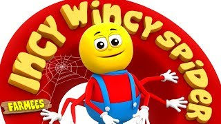 Incy Wincy | Song For Kids | Video For Toddlers | Kindergarten Nursery Rhymes For Babies