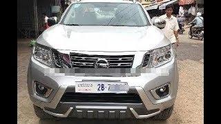 ឡានលក់ $42,000 Navara 2018  បាត់ដំបង Cambodia car price