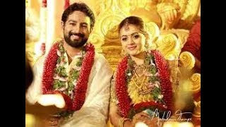 Malayalam Actress Bhavana ties the knot with Kannada Producer Naveen | Mollywood | Sandalwood