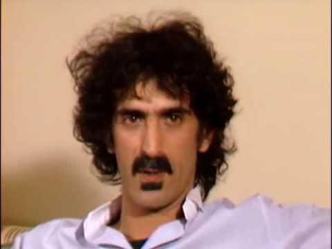 watch Frank Zappa on American culture