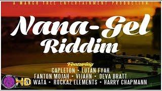 Harry Chapman - Black Race [Nana-Gel Riddim] March 2017