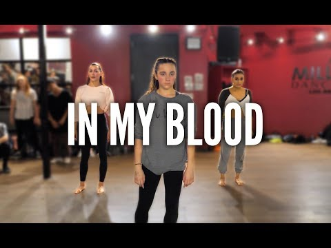 Download SHAWN MENDES - In My Blood | Kyle Hanagami Choreography free