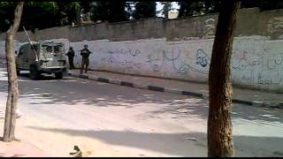 اقتحام قوات الاحتلال لمدينة قلقيليه