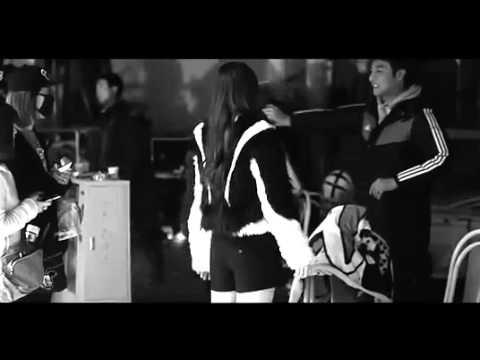 Mad Clown X EXID Hani Fire MV making part 1