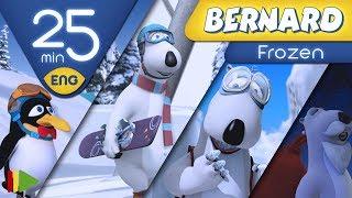 Bernard Bear   Frozen   25 minutes
