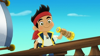 Jake and The Never Land Pirates Disney Junior Full Episode NEW 2017 # 4