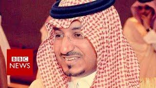 Saudi prince killed in helicopter crash near Yemen border - BBC News