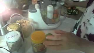 روش تهیه جوانه نخود و هوموس خام گیاهی