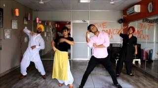 Pagg Wala Munda - Ambarsariya | Diljit Dosanjh, Ripanpreet sidhu, THE DANCE MAFIA