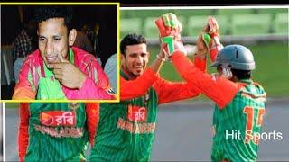 নাসিরের গালে টানা ১৮ টি থাপ্পড়!    Bangladesh cricket players nasir hossain