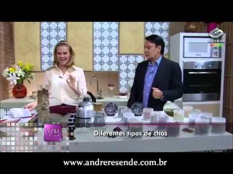 André Resende Você Bonita CHÁ PARA MIOMA SINTOMAS DA MENOPAUSA GASTRITE E REFLUXO