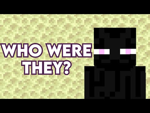 Disturbing History of Minecraft Endermen