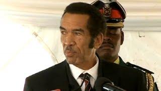 A lighter side of Botswana