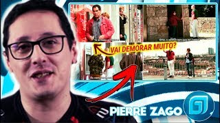 """ZORLAK REACT PIERRE ZAGO - """"VAI DEMORAR MUITO?"""", ZETHEONE EM LONDRES & VIDEOS DE CS:GO"""