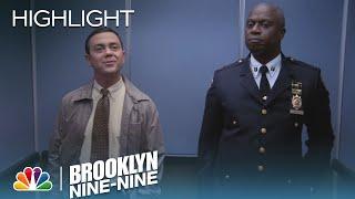 The Nine-Nine Gets All Dressed Up | Season 3 Ep. 5 | BROOKLYN NINE-NINE