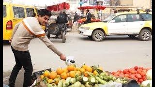 گزارش ویژۀ همایون افغان از ده مراد خان کابل